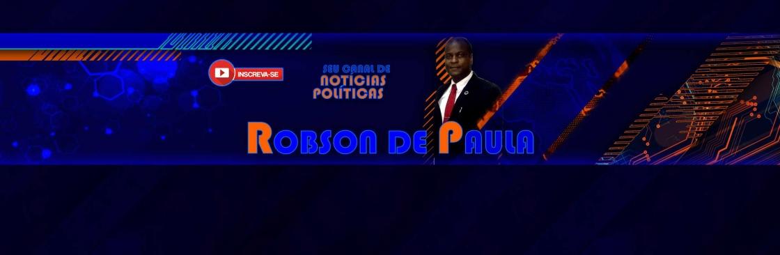 Robson De Paula Cover Image