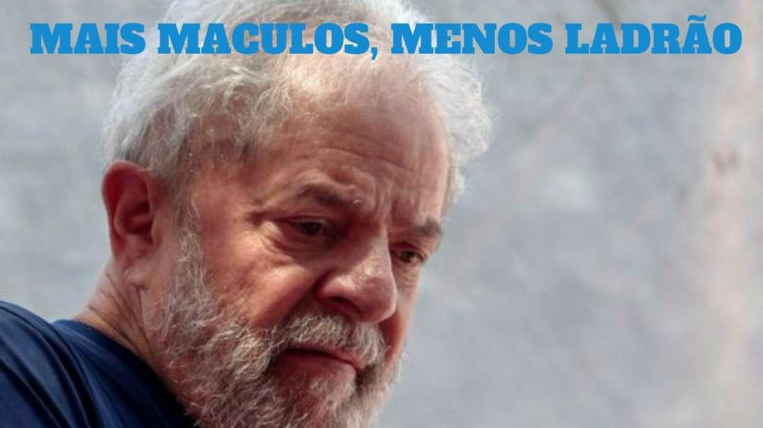 Brasil é governado por um bando de maluco, diz Lula em entrevista na prisão