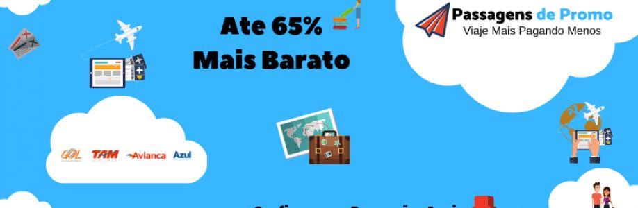 Passagens Aéreas Cover Image