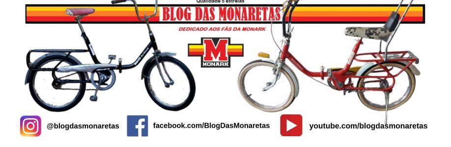 Blog das Monaretas Cover Image
