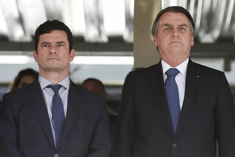 Sergio Moro solicita à PGR para investigar caso Marielle com apoio da Polícia Federal   QUESTIONE-SE