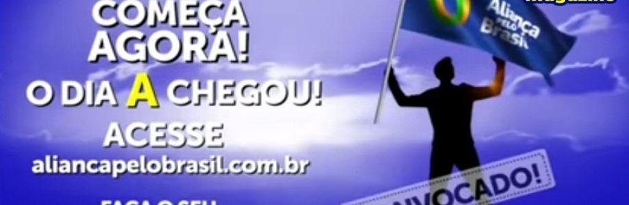 Aliança Pelo Brasil - Bolsonaro Cover Image