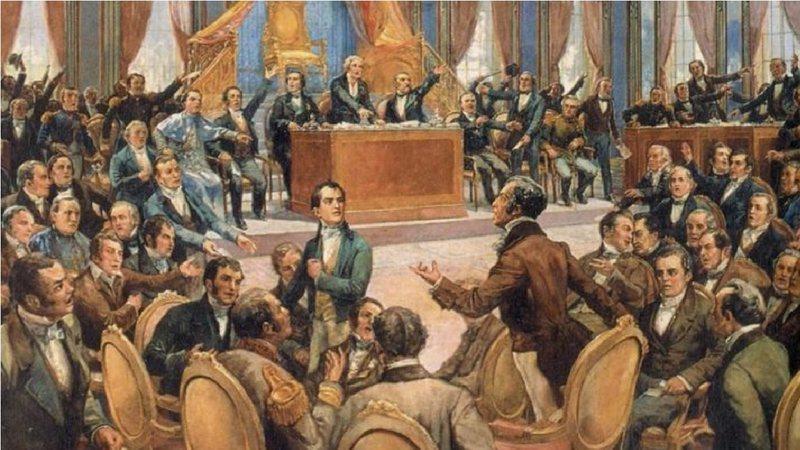 Aventuras na História  Noite da agonia: há 196 anos, Dom Pedro I mandava prender deputados