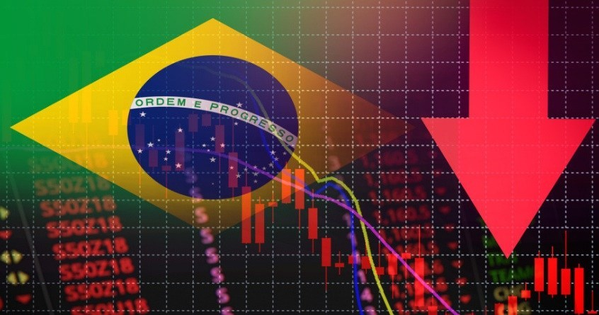 Bolsa brasileira abre em queda nesta quinta-feira - Pátria Digital