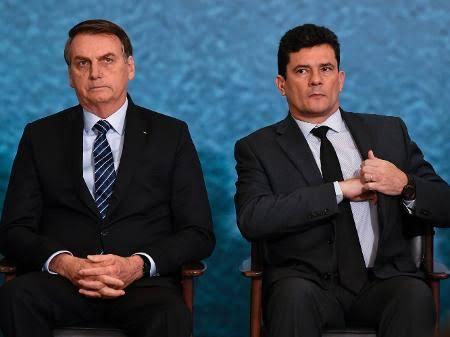 Moro teria provas documentais contra Bolsonaro - Protagonews