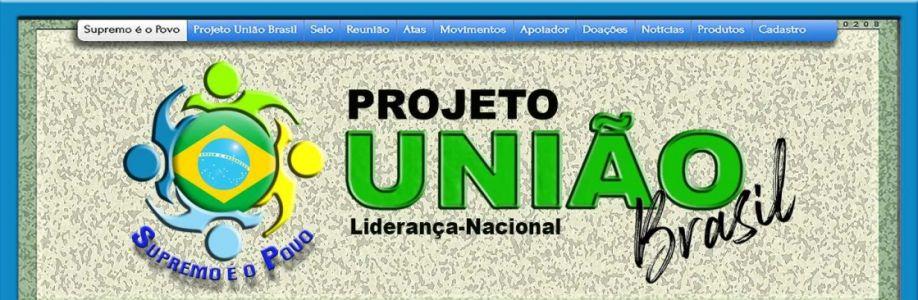 PROJETO UNIÃO BRASIL Cover Image