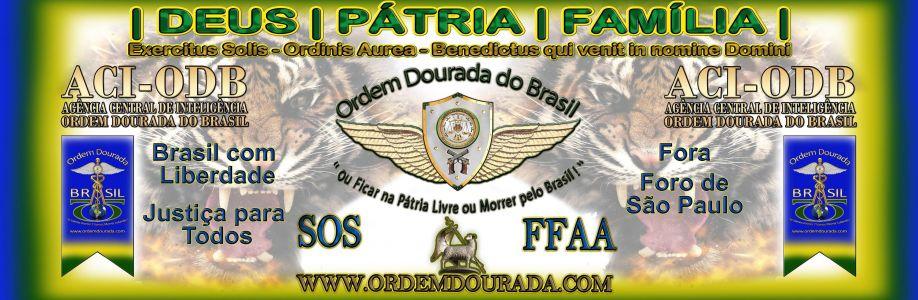 Ordem Dourada Do Brasil Cover Image