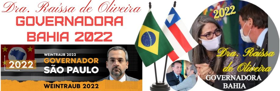 DraRaissaOlIveiraGovernadoraBahia Cover Image