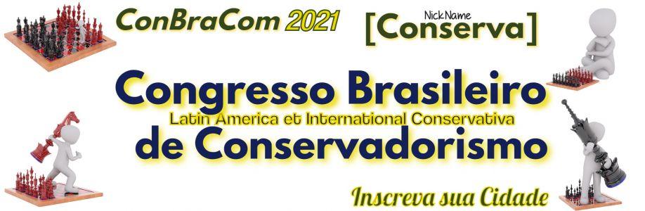 Congresso Bras de Conservadorismo Cover Image