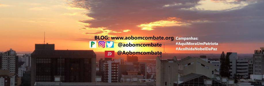 Ao Bom Combate! Cover Image