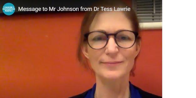 Apelo Dra. Tess Lawrie para uso de ivermectina para salvar vidas! - POLÍTICA DA LUZ BRASIL
