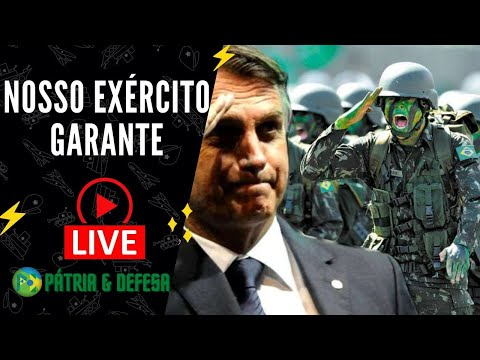 Nosso Exército Garante, Ninguém Ouse Ir Além da Constituição