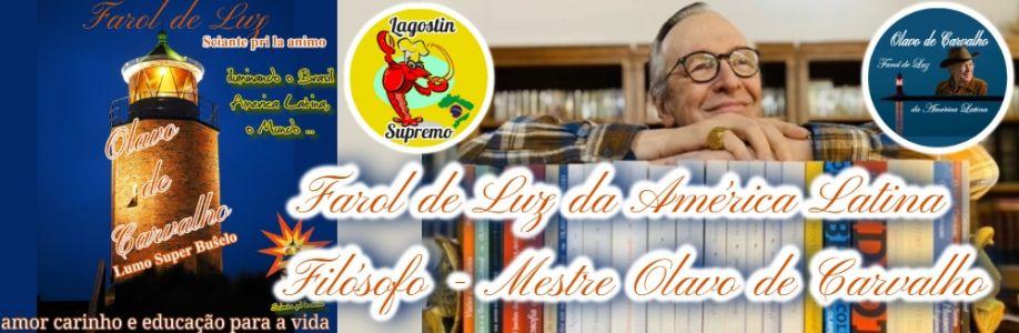 Farol de Luz Olavo de Carvalho Cover Image
