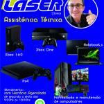 Eletrônica Laser Profile Picture