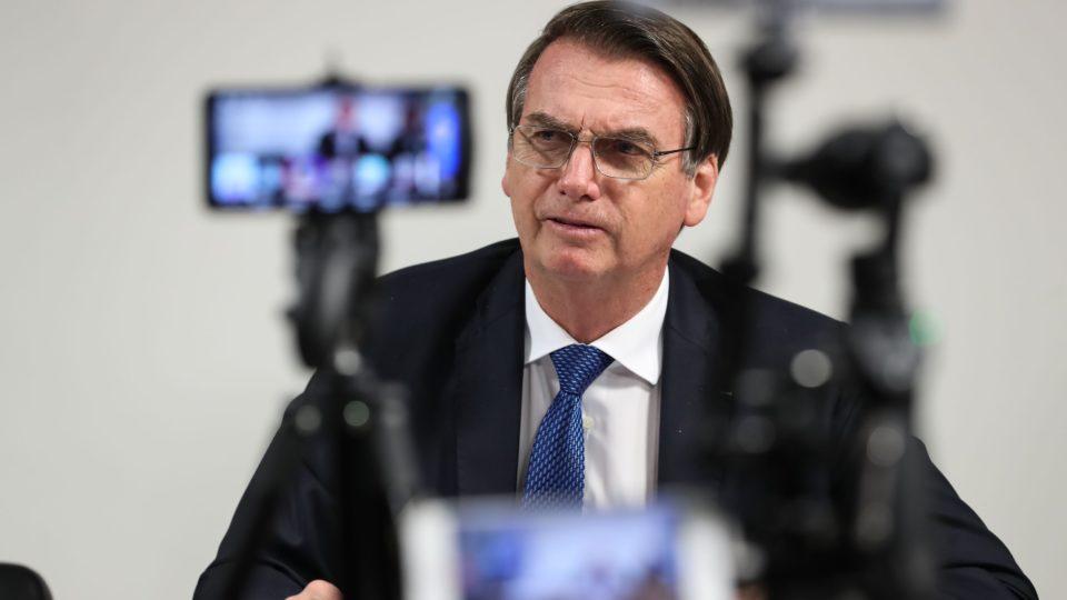 CPI vai ao STF e quer banir Bolsonaro das redes sociais - Pátria Digital